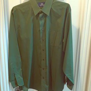 NWOT,Men's long sleeve button up shirt